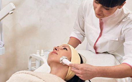 Kosmetické ošetření pleti ultrazvukem s dermabrazí