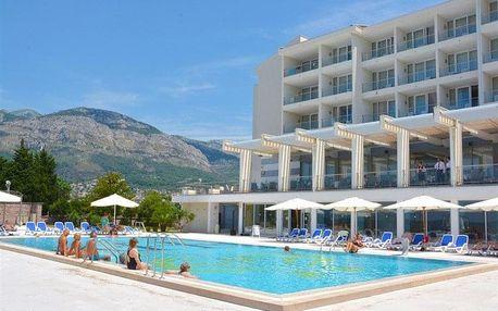 Černá Hora - Bar letecky na 8-15 dnů, polopenze