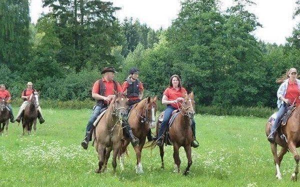 Odpočinek na ranči | Pavlov | Duben - prosinec. | 3 dny/2 noci.2