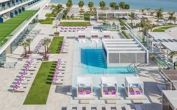 W Dubai The Palm, Dubai, Spojené arabské emiráty, Dubai, letecky, snídaně v ceně2