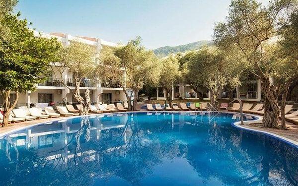 Hotel VILLE OLIVA, Petrovac, Černá Hora, Petrovac, letecky, all inclusive2