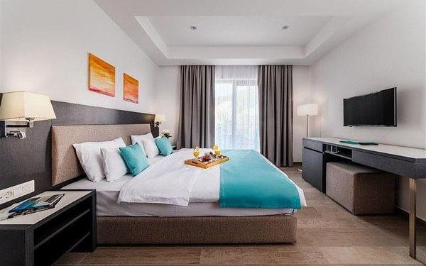 Hotel ELEVEN, Petrovac, Černá Hora, Petrovac, letecky, snídaně v ceně3