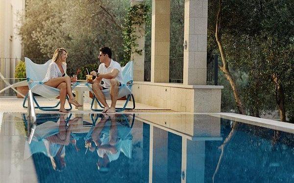 Hotel ELEVEN, Petrovac, Černá Hora, Petrovac, letecky, snídaně v ceně4