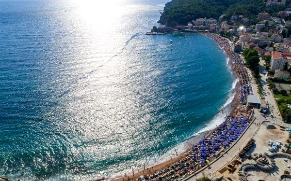 Hotel ELEVEN, Petrovac, Černá Hora, Petrovac, letecky, snídaně v ceně5