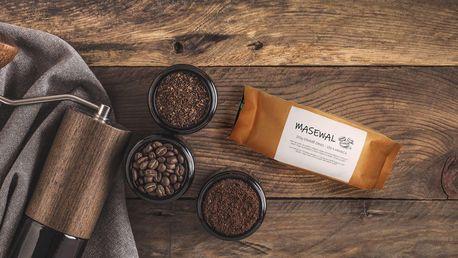 Káva Masewal 100% Arabica z Mexika
