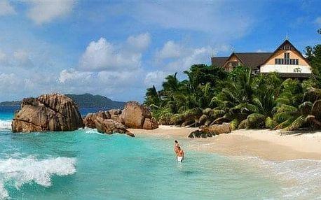 Seychely - La Digue letecky na 8-15 dnů