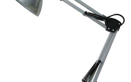 Rabalux 4213 Samson stolní lampa stříbrná, 49 cm