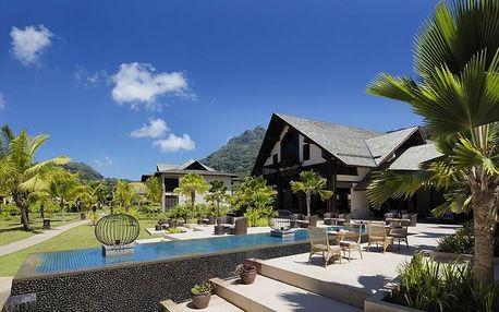 Seychely - Mahé letecky na 9-14 dnů, snídaně v ceně