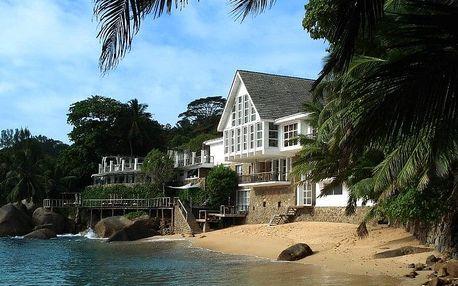 Seychely - Mahé letecky na 10-13 dnů