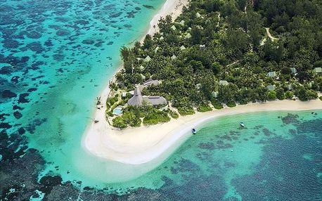 Seychely - Mahé letecky na 9-14 dnů, plná penze