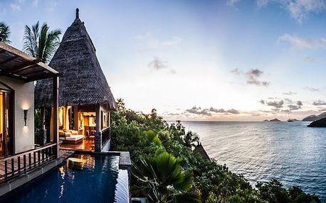 Seychely - Mahé letecky na 9-14 dnů, all inclusive