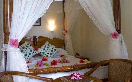 Seychely - La Digue letecky na 9-14 dnů, snídaně v ceně