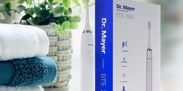 Dr. Mayer GTS2065 sonický zubní kartáček2