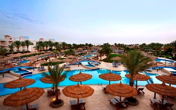 LONG BEACH, Hurghada, letecky, all inclusive