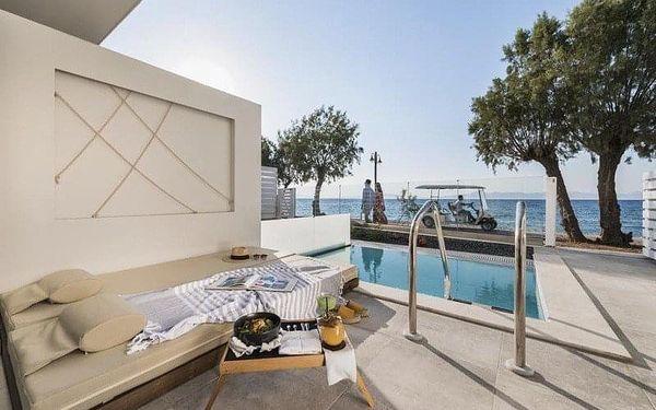 Řecko - Rhodos letecky na 8-10 dnů, snídaně v ceně