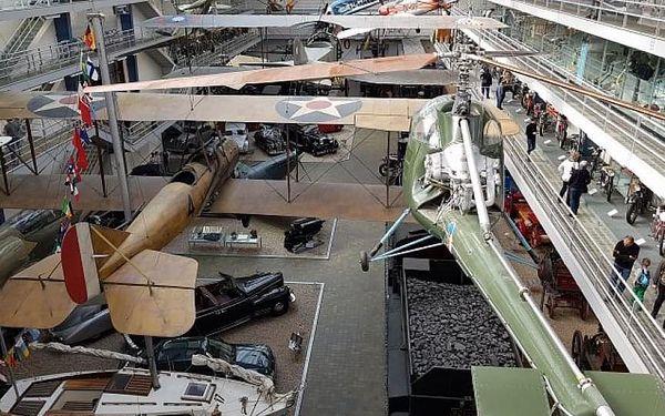 Národní technické muzeum - Milionový závod3