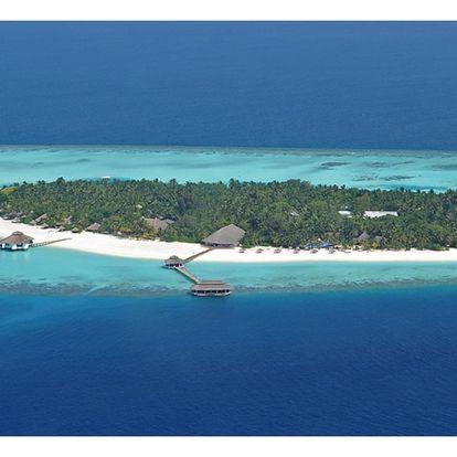Maledivy - Baa atol letecky na 9 dnů, plná penze