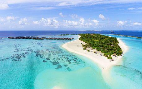 Maledivy - Atol Severní Male letecky na 9 dnů, plná penze