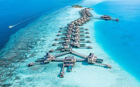 Maledivy - Jižní Dhaal Atoll letecky na 9 dnů, all inclusive