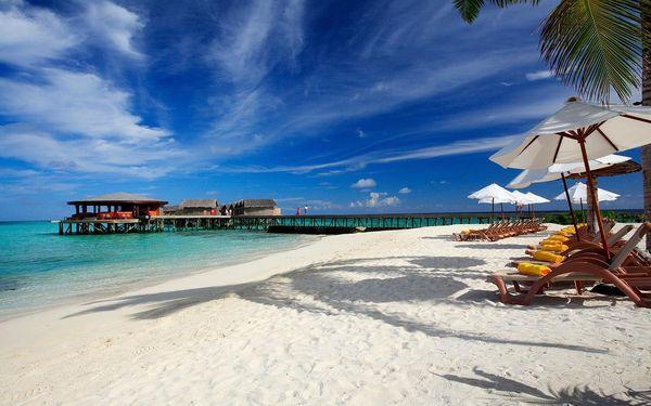 Maledivy - Atol Severní Male letecky na 9 dnů, polopenze