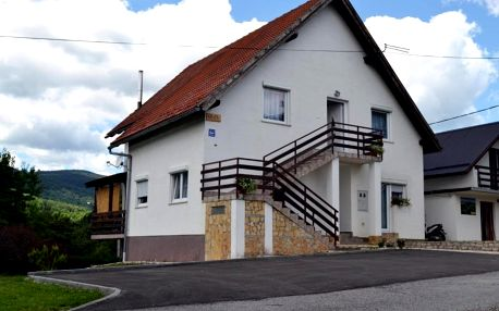 Chorvatsko - Plitvická jezera: Apartments and Rooms Krizmanic
