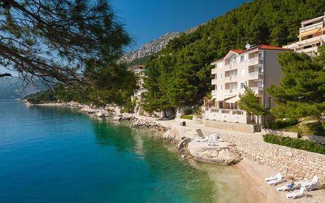 Chorvatsko, Makarská riviéra: Hotel Sunceva Postelja Brela