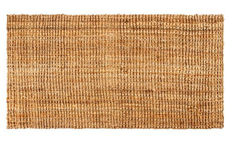 Boma Jutový koberec Albert, 80 x 150 cm