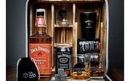 Kanystr bar Jack Daniel's Fire