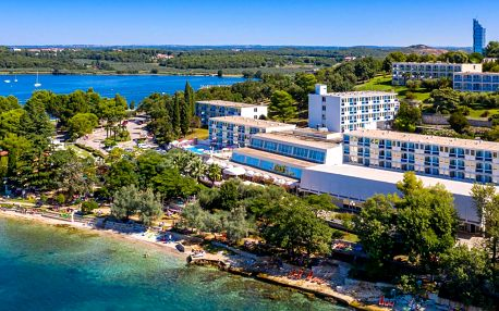 3* Hotel Plavi Plava Laguna se snídaní