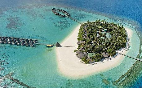 Maledivy letecky na 7-15 dnů, polopenze