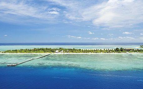 Maledivy letecky na 7-15 dnů, plná penze