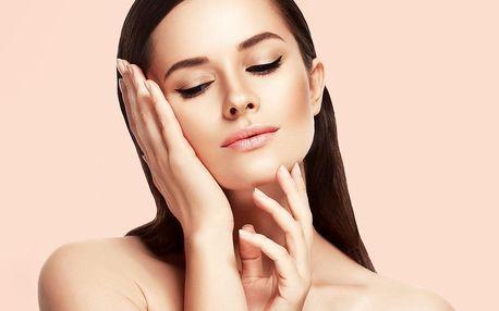 Ošetření pleti s masáží obličeje či mikrodermabrazí