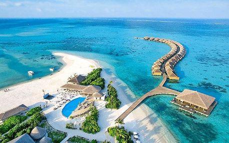 Maledivy letecky na 7-15 dnů, all inclusive