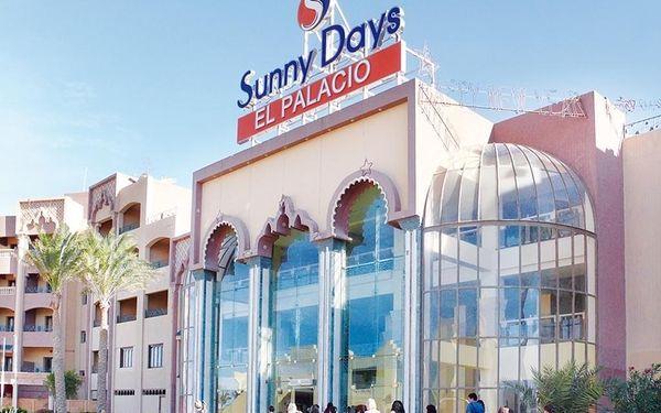 SUNNY DAYS SPA & AQUA PARK, Hurghada, letecky, all inclusive4