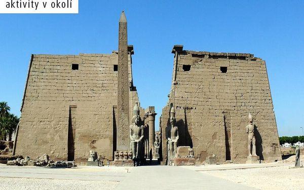 SUNNY DAYS SPA & AQUA PARK, Hurghada, letecky, all inclusive5