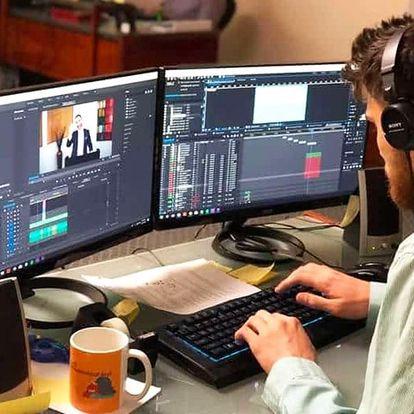 Online kurz - střih videa s lektorem