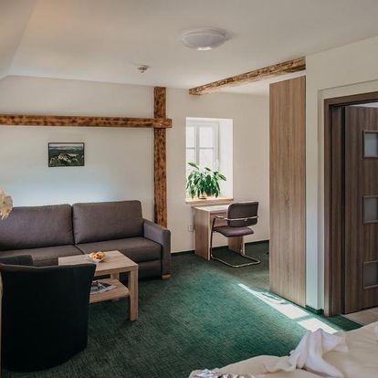 Adršpašsko: Ubytování Grosshof