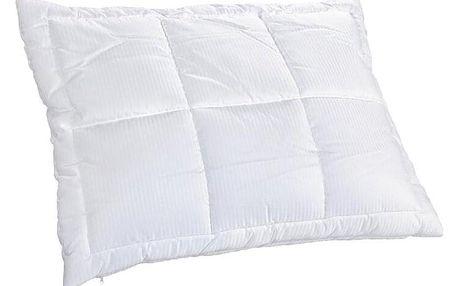 Přikrývka a polštář Curem Exclusive 220x200cm přikrývka zimní + 70x90cm polštář