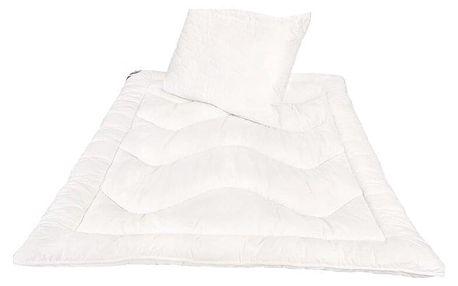 Slumberland Přikrývka a polštář Slumberland Aegis Přikrývka 135x200cm + polštář 70x90cm