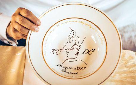 6hodinový kurz malování porcelánu pro 1 i 2 osoby