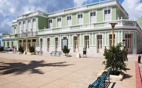 Kuba letecky na 11-14 dnů
