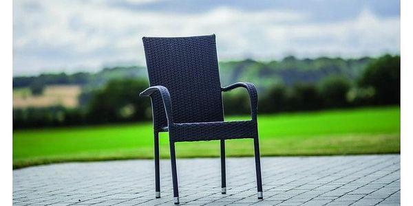 Jídelní set VIKING L + 4x židle PARIS2