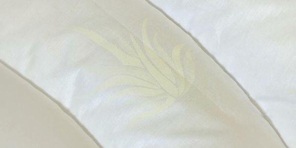 Tropico Přikrývka a polštář Aloe Vera Přikrývka 135x200cm + polštář 70x90cm2