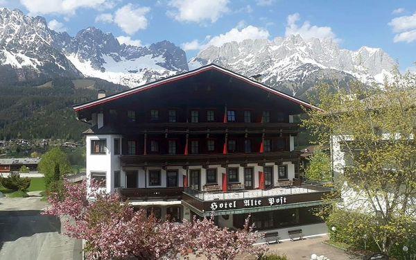 Rakousko - Brixental na 3-6 dnů, snídaně v ceně