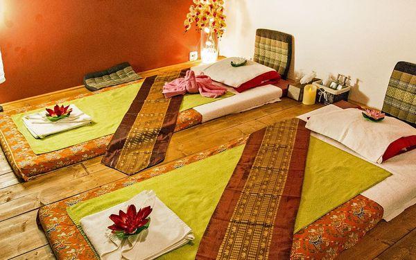 Tradiční thajská masáž zad (30 minut)5