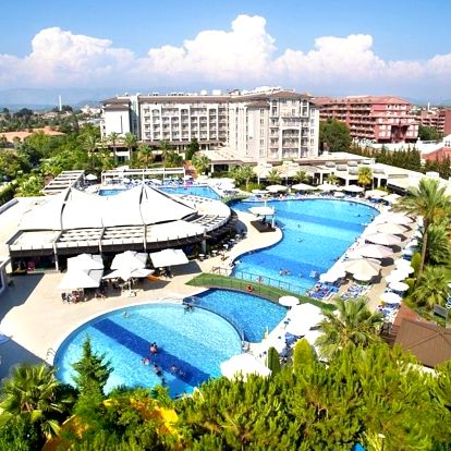 Turecko - Side - Manavgat letecky na 8-16 dnů, ultra all inclusive
