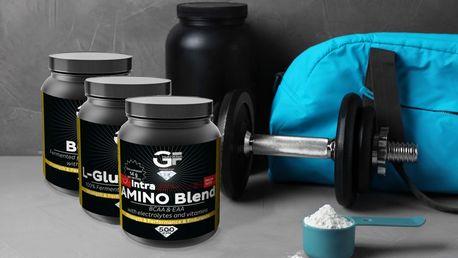Aminokyseliny od GF Nutrition pro zlepšení sportovního výkonu