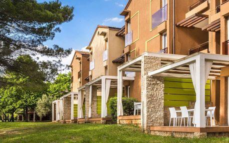 3* Apartments Sol Stella for Plava Laguna pro 1–3 osoby, bez stravy