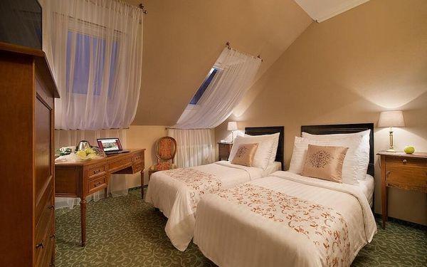 Luxusní pobyt pro 2 v nádherném hotelu v centru Prahy  3 dny / 2 noci, 2 os., snídaně2