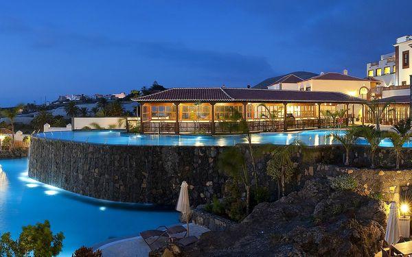 Hotel Melia Hacienda del Conde, Tenerife, letecky, snídaně v ceně2